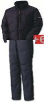 Костюм-поддёвка Daiwa PROVISOR PI-5213 Black, size LL