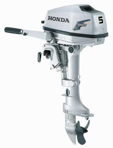 �������� ����� Honda BF 5 A4 SU