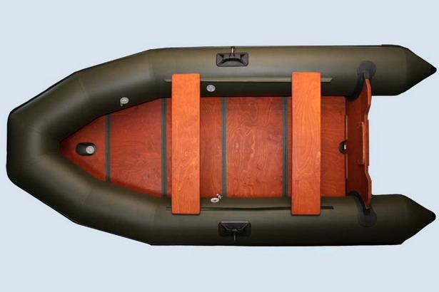Лодка гребная Вятка Ф-300