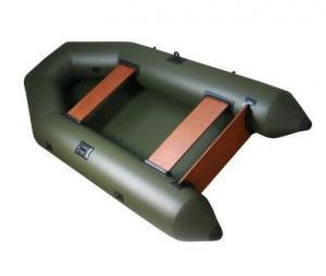 Лодка гребная Вятка К-240 ПУ
