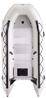 Лодка МЕ380AL