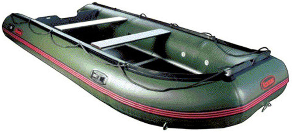 Надувная лодка Корсар Combat 335