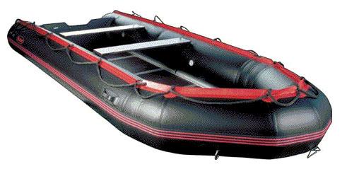 Надувная лодка Корсар Komandor 350