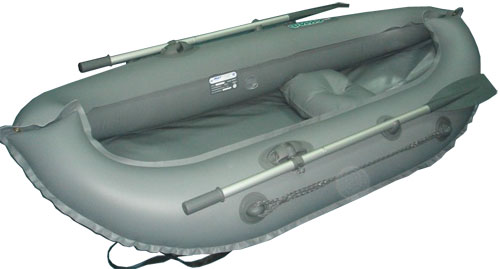 Надувная лодка Скиф-1L (надувной пол)