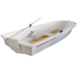 Моторно-гребная лодка Laker 300