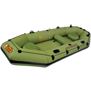 Надувная лодка Trout Pro Spinner 400