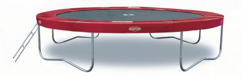 Батут Berg Elite Red 430