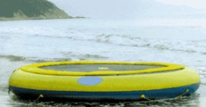 Батуты и минибатуты / Tramp / Water Trampoline TRW 0015