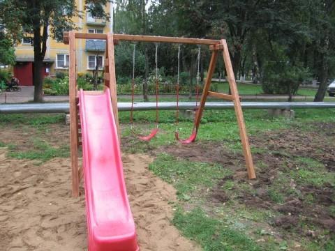 Комби Детская игровая площадка