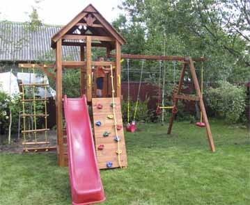 Форт Детская игровая площадка