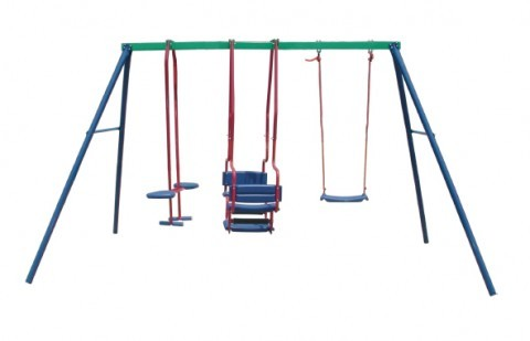 Tramp SPSE-2400ABC Детский городок 3 в 1
