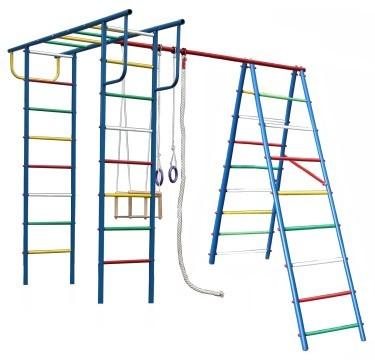 Дачный детский спортивный комплекс Вертикаль А+П