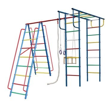 Дачный детский спортивный комплекс Вертикаль А1+П