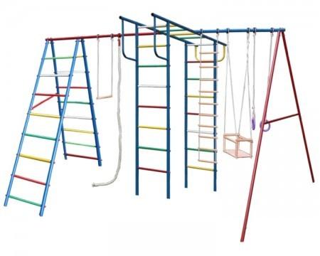 Вертикаль А+П макси Дачный детский спортивный комплекс