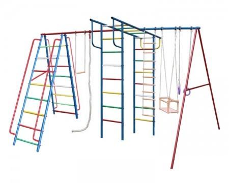 Вертикаль А1+П макси Дачный детский спортивный комплекс
