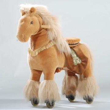 Детские механические лошадки (Ponycycle )Королевская лошадка