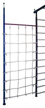 Детский спортивный комплекс Вертикаль / Дополнительная стойка с сеткой
