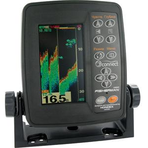 Рыбопоисковый эхолот JJ-Connect Fisherman 1000C