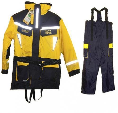 Зимний костюм-поплавок раздельный SeaFox CrossFlow Two размеры S,L,M,S,XL,XS,XXL,Giant,King Size.