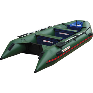 Надувная лодка Nissamaran Tornado 360