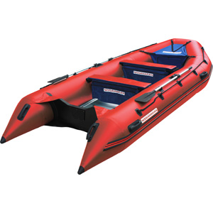 Надувная лодка Nissamaran Tornado 420