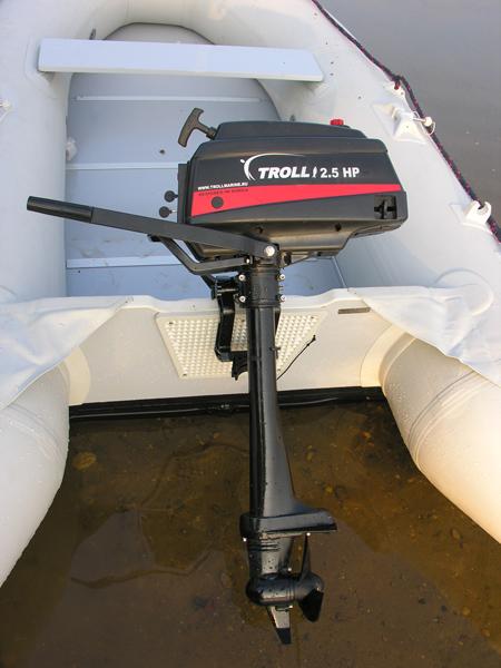 двухтактные лодочные моторы тролл-2.5