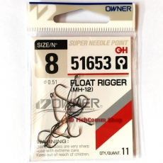 Owner 51653 Float Rigger MH-12