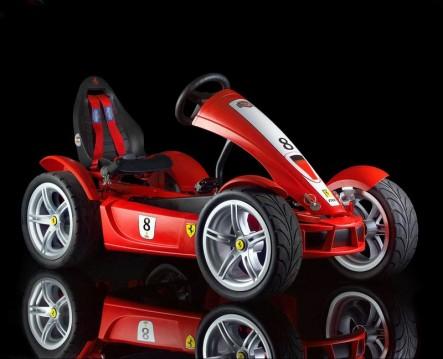 Веломобиль Berg Ferrari FXX Exclusive