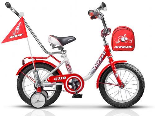 Детские велосипеды Stels/ Pilot-110 12 (с ручкой)