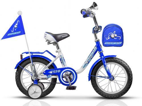 Детские велосипеды Stels/ Pilot-110 14 (с ручкой)